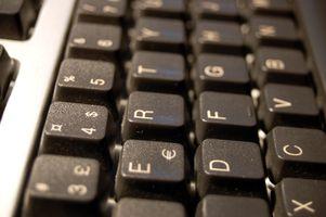 In che modo posso riassegnare i tasti di scelta rapida su una tastiera di Evoluent?