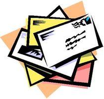 Come spedire una lettera di tipo Merge