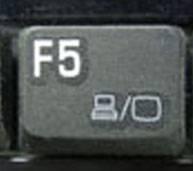 Come collegare un secondo schermo di un computer portatile Toshiba