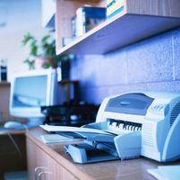 Come impostare il valore predefinito su vassoio 2 su una stampante di HP 5200
