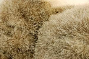 Come fare una sciarpa di pelliccia