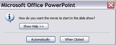 Come fare una presentazione Power Point con Video & canzoni