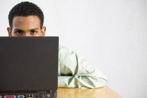 Come aggiornare il disco rigido nel computer portatile Compaq Presario 1200
