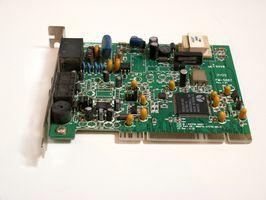 Che cosa è un Modem di dati/Fax PCI A56K?