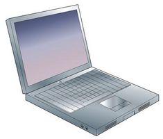 Come pulire uno schermo LCD Notebook