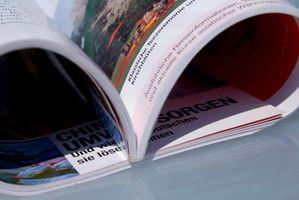 Come creare una copertina di una rivista gratuita