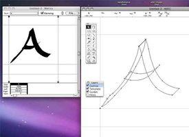 Come rendere i font su un Mac