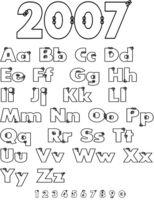 Come aggiungere tipi di carattere in Microsoft Word 2007