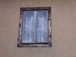Come tagliare le finestre esterne