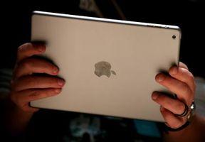 Come mettere un iPad in modalità Sleep