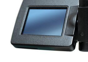 Che cosa è una lunetta LCD?