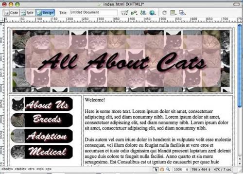 Come creare una bella pagina Web
